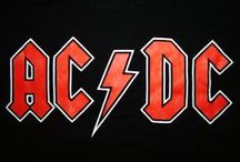 """AC/DC / AC/DC are an Australian hard rock band, formed in 1973 by brothers Malcolm and Angus Young, who have remained constant members. Commonly referred to as a hard rock or blues rock band, they are also considered pioneers of heavy metal and are sometimes classified as such, though they have always dubbed their music as simply """"rock and roll"""".  To date they are one of the highest-grossing bands of all time. Check out their band merchandise at http://www.jsrdirect.com/merch/acdc."""