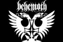 Behemoth / Behemoth is a Polish blackened death metal band from Gdańsk, formed in 1991. They are considered to have played an important role in establishing the Polish extreme metal underground