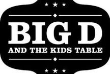 Big D & The Kids Table / Big D and the Kids Table is a ska punk band formed in 1995 in Boston, Massachusetts when its members converged in college. Their first release was on their own Fork In Hand Records label, but have since teamed with Springman Records and SideOneDummy. The band has been noted for its strict DIY work ethic, such as engineering, producing, and releasing their own albums and videos and self-promotion of their own shows