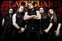 Blackguard / Blackguard is an Epic Metal band from Montréal, Québec, previously known as Profugus Mortis.  Genres:  Epic metal melodic death metal, folk metal