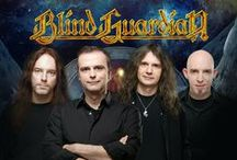 Blind Guardian / Blind Guardian is a German power/heavy metal band formed in the mid-1980s in Krefeld, West Germany.  They are often credited as one of the seminal and most influential bands in the power metal and speed metal subgenres.