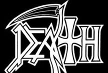 """Death / Death was an American metal band founded in 1983. The band's founder, Chuck Schuldiner, is considered """"a pioneering force in death metal"""". Death is considered one of the most influential bands in metal. As of 2008, Death had sold over 2 million albums worldwide, with over 500,000 copies sold by December 2009 in the U.S. alone, making them the top-selling death metal band worldwide."""