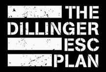 Dillinger Escape Plan / The Dillinger Escape Plan is an American mathcore band from Morris Plains, New Jersey forming in 1997. The Dillinger Escape Plan gained notoriety in the hardcore punk scene for the intensity of their performances. Their performances were increasingly wild, and often violent. These elaborate performances, as well as the creative, technical approach of their music led a record executive of Relapse Records to offer the band a multi-record contract.