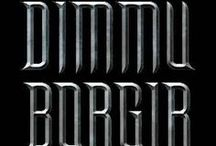 "Dimmu Borgir / Dimmu Borgir is a Norwegian black metal band from Oslo, Norway, formed in 1993. The name is derived from Dimmuborgir, a volcanic formation in Iceland, the name of which means ""dark cities"" or ""dark castles/fortresses"" in Icelandic, Faroese and Old Norse."