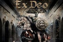 Ex Deo / Ex Deo is a Canadian death metal band formed in 2008 in Montreal, Quebec. The band is a side project of Kataklysm frontman Maurizio Iacono, based on the history of the Roman Empire.