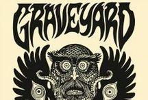 Graveyard / Joakim Nilsson, Rikard Edlund (both formerly of Norrsken), Axel Sjöberg, and Truls Mörck formed the hard rock, psychedelic rock, blues rock band Graveyard in 2006 in Gothenburg, Sweden.