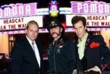 The Head Cat / The Head Cat is an American rockabilly supergroup formed by vocalist Lemmy (of Motörhead), drummer Slim Jim Phantom (of The Stray Cats) and guitarist Danny B. Harvey (of Lonesome Spurs and The Rockats) in 2000.