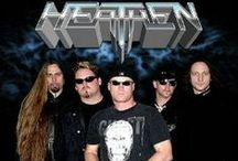 Heathen / Heathen is an American thrash metal band originating from the Bay Area San Francisco, founded in 1984 by guitarist Lee Altus and drummer Carl Sacco.