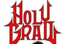 Holy Grail / Holy Grail is an American heavy-metal band, founded in Pasadena, California, in 2008 by singer James Paul Luna, guitarist James J. LaRue and drummer Tyler Meahl, all ex-members of White Wizzard.
