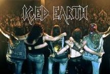 """Iced Earth / Iced Earth is an American power metal band from Tampa, Florida, formed in 1985, by guitarist & main songwriter Jon Schaffer & original drummer Greg Seymour. Originally founded under the name """"Purgatory"""", Iced Earth released their debut album in 1990. Since then, the band have released a total of ten studio albums, four EPs, three compilations, three box sets, one live album and one covers album."""