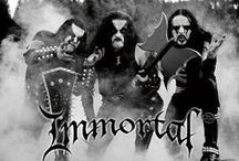 Immortal / Immortal is a black metal band from Bergen, Norway, founded in 1990 by frontman and guitarist Abbath Doom Occulta (Olve Eikemo) and former guitarist Demonaz Doom Occulta (Harald Nævdal).