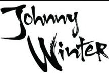 Johnny Winter / Johnny Winter is an American blues guitarist, singer, and producer. Best known for his late 1960s and 1970s high-energy blues-rock albums and live performances, Winter also produced three Grammy Award-winning albums for blues legend Muddy Waters.