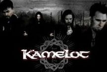 Kamelot / Kamelot is a symphonic power metal band from Tampa, Florida, formed by Thomas Youngblood and Richard Warner in 1991.