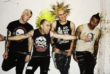 The Casualties / The Casualties are an American street punk band from New York City, formed in 1990.