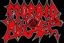 Morbid Angel / Morbid Angel is an American death metal band based in Tampa, Florida formed in 1984. According to Nielsen SoundScan, Morbid Angel is the third best-selling death metal band in the United States (after Cannibal Corpse and Deicide up until 2003 with sales of over 445,000), with their third album Covenant being the best-selling death metal album during the beginning of the Soundscan era time with over 150,000 units sold.