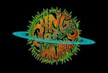 Rings of Saturn / Rings of Saturn is an American deathcore band from Bay Area, California. The band was formed in 2009 and was originally just a studio project, however, after gaining a wide popularity and signing to Unique Leader Records, the band formed a full line-up and became a full-time touring band. Rings of Saturn is known for their highly technical style of metal, which is heavily influenced by alien life and outer space both lyrical and musical merits.
