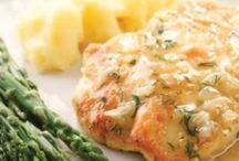 Food ~ Chicken/Turkey Dinners