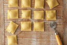 Food ~ Pasta Dinners