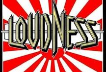 Loudness / Loudness is a Japanese metal band formed in 1981 by guitarist Akira Takasaki and drummer Munetaka Higuchi. They were the first Japanese heavy metal act signed to a major label in the United States, releasing twenty-five studio albums (five in America) by the end of 2012 and reaching the Billboard Top 100 in their moment of maximum international popularity, as well as charting on Oricon dozens of times.