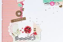 Layout Inspiration / by Gossamer Blue