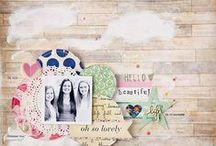 Guest Designer Inspiration / by Gossamer Blue