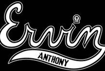 Anthony Ervin / Anthony Ervin is a US Olympic Gold Medalist, former world record holder in the 50 freestyle, and former World Champion in the 50 and 100 freestyle.