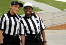 W.O.N. Women Officiating Now / by Marcia Miller Tambellini