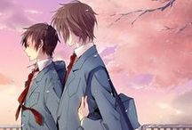 Anime & Manga / by Kerri Queen | Gamer + Web Developer