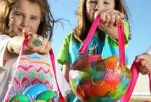 Easter Holiday Ideas / by Angela Stiggins