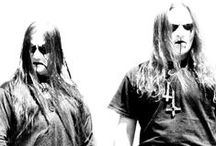 Inquisition / Inquisition is a black metal band that was formed in 1989 in Cali, Colombia. Originally they were named 'Guillotine' until 1989 when the band changed their name to Inquisition. In 1996 the band relocated to Seattle, WA in the United States. In 2012 Inquisition signed to Season of Mist.