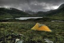 Hiking, Trekking & Camping