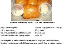 Texas Roadhouse / Texas Roadhouse food / by Thandi Dlodlo