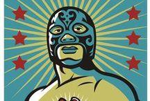 Luchador / A Visual Ring / by Gerardo Obieta