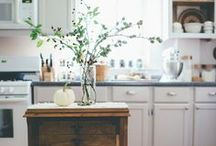 In The Kitchen // Mood & Inspo