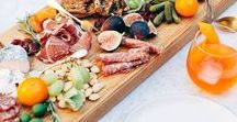 Party Food & Entertaining Ideas // Let's Feast / Healthy, delicious, and beautiful recipe ideas for entertaining