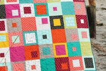 QUILT Ideas / these are some amazing quilt ideas for sewing / by Sugar Bee Crafts