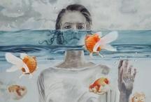 Artsy Fartsy / Art I love / by kate kettner