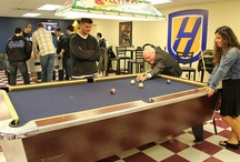 Hofstra Game Room / by Hofstra University