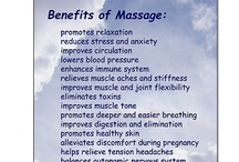Massage Therapy / I am a massage therapist! Love my job! / by Megan Wiggins- Dodge
