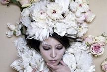 floral headdresses / by Brook Mowrey