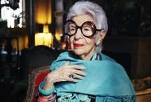 iris apfel / by Brook Mowrey