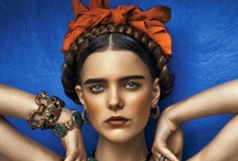 frida(s) / by Brook Mowrey