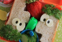 Lunches for kids / Ideas on what and how to pack lunches for my kids and to give to the twins I babysit. I'm going to be that fun mom this year and all the kids are going to want my kids lunches!