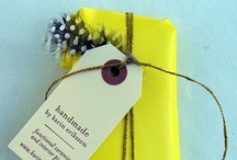 Nifty Gifties  / by Krista Phillips