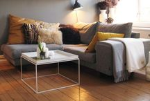 Living Room / by Krista Phillips