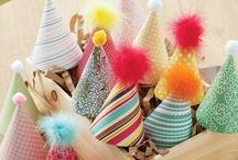 Birthday Parties  / by Krista Phillips