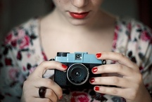 Say Cheese! / #cameras and #photography things