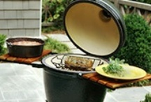 Big green egg / by Anny Huberts