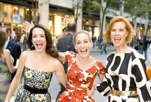 Sex and the city / All about Carrie Bradshaw and her friends on Sex & the City