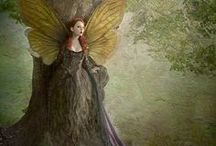 Fairy Tales and Creatures / Creatures from the imagination, books, and movies...